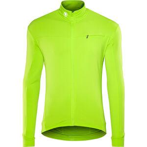Endura Xtract Roubaix Longsleeve Jersey Herren hi-viz green hi-viz green