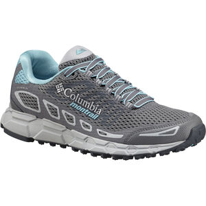Columbia Bajada III Shoes Women Ti Grey Steel/Coastal Blue bei fahrrad.de Online