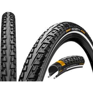 Continental Ride Tour Reifen 26 x 1.75 Zoll Draht Reflex schwarz schwarz