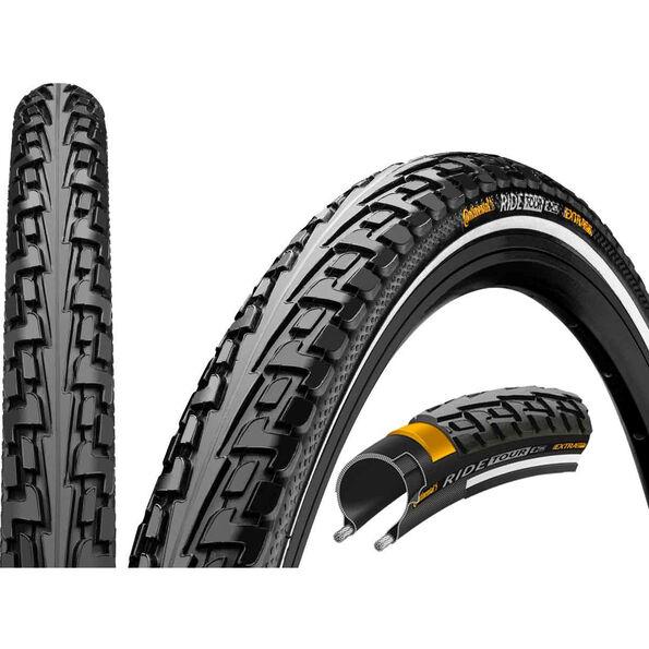 Continental Ride Tour Reifen 26 x 1.75 Zoll Draht Reflex schwarz