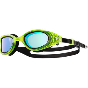 TYR Special OPS 3.0 Polarized Goggles green/black green/black