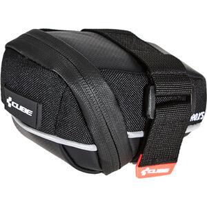 Cube Pro Satteltasche XS black black