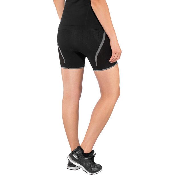 UYN Running Alpha OW Pants Shorts Damen blackboard/black/grey
