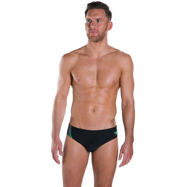 speedo Placement 7cm Brief