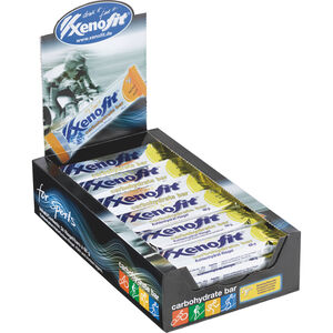 Xenofit Carbohydrate Bar Box Ananas-Karotte 24 x 68g