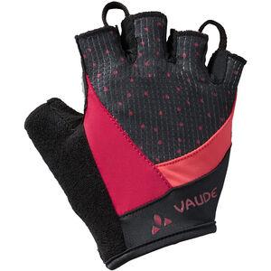 VAUDE Advanced II Gloves Damen crimson red crimson red