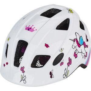 Cube Pebble Helm Kinder white cubie white cubie