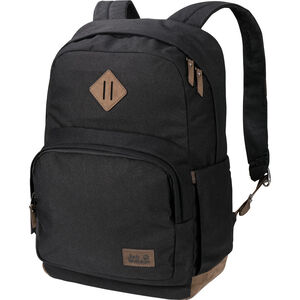 Jack Wolfskin Croxley Backpack black black