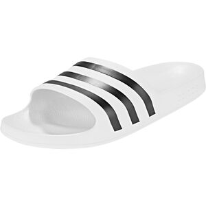 adidas Adilette Aqua Sandals Herren ftwr white/core black/ftwr white ftwr white/core black/ftwr white