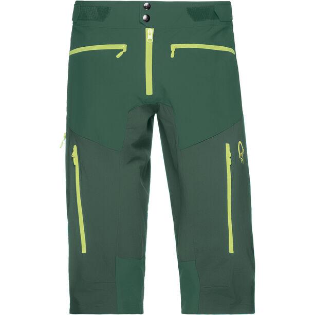 Norrøna Fjørå Flex1 Shorts Herren jungle green