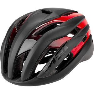 MET Trenta Helm black/shaded red black/shaded red