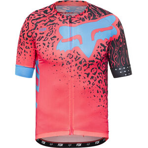 Fox Ascent Comp SS Jersey Herren neo red neo red