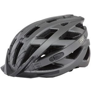 UVEX City I-VO Helmet dark silver mat dark silver mat