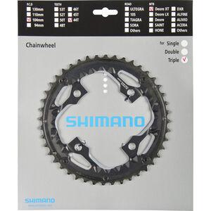 Shimano Deore XT Trekking FC-T780/FC-T781 Kettenblatt AE 10-fach für Kettenschutzring