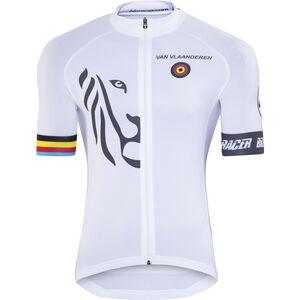 Bioracer Van Vlaanderen Pro Race Jersey Herren white white