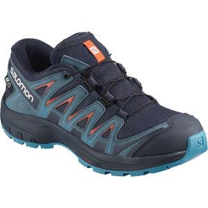 Salomon XA Pro 3D CSWP Shoes Junior navy blazer/mallard blue/hawaiian bei fahrrad.de Online