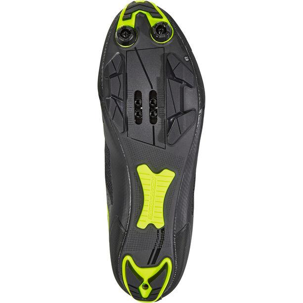 Northwave Razer Shoes Herren black/yellow fluo
