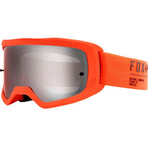 Fox Main II Gain Spark Brille fluorescent orange/chrome mirrored fluorescent orange/chrome mirrored