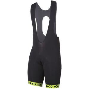 Etxeondo Orhi 19 Bib Shorts Herren black-a. fluorescent black-a. fluorescent