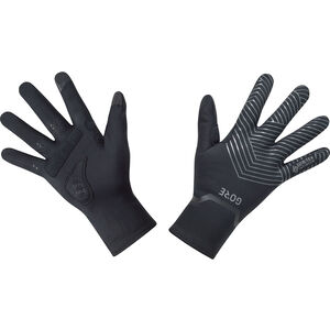 GORE WEAR C3 Gore-Tex Infinium Stretch Mid Handschuhe black black