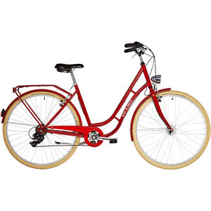 Ortler Detroit EQ Damen 6-Gang shiny red bei fahrrad.de Online