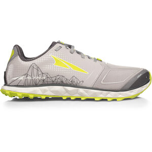 Altra Superior 4 Running Shoes Herren gray/lime gray/lime