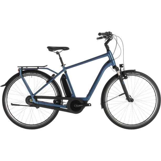 Cube Town Hybrid EXC 400 blue