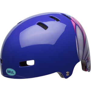 Bell Span Helmet Kinder purple/pink/iceberg glide purple/pink/iceberg glide