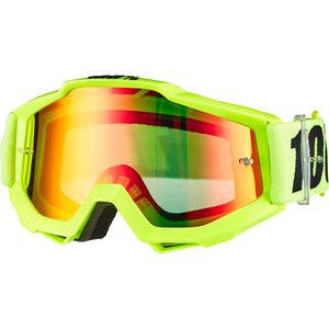 100% Accuri Anti Fog Mirror Goggles Kinder fluo yellow fluo yellow