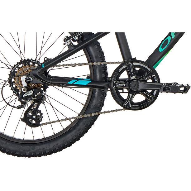 "ORBEA MX Dirt 20"" Kinder black/green"