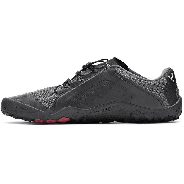 Vivobarefoot Primus Trail FG Mesh Shoes Damen black-charcaol