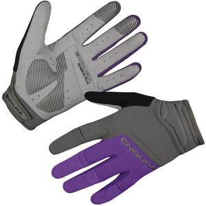Endura Hummvee Plus II Gloves Damen purple purple