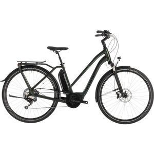 Cube Town Sport Hybrid EXC 500 Trapez Green'n'Black bei fahrrad.de Online