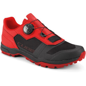 Cube ATX Lynx Pro Shoes Unisex black'n'red