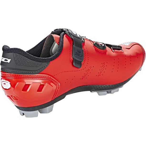 Sidi MTB Dragon 5 SRS Shoes Herren matt red