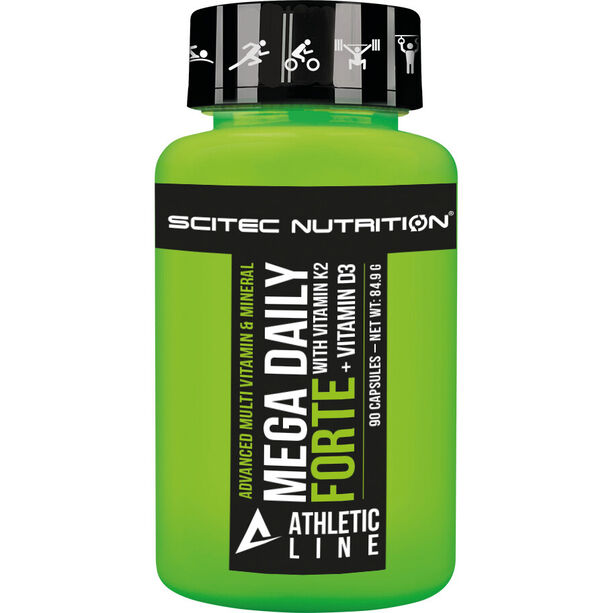 SCITEC AthleticLine Mega Daily Forte Kapseln