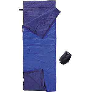 Cocoon Tropic Traveler Sleeping Bag Nylon Regular royal blue/tuareg
