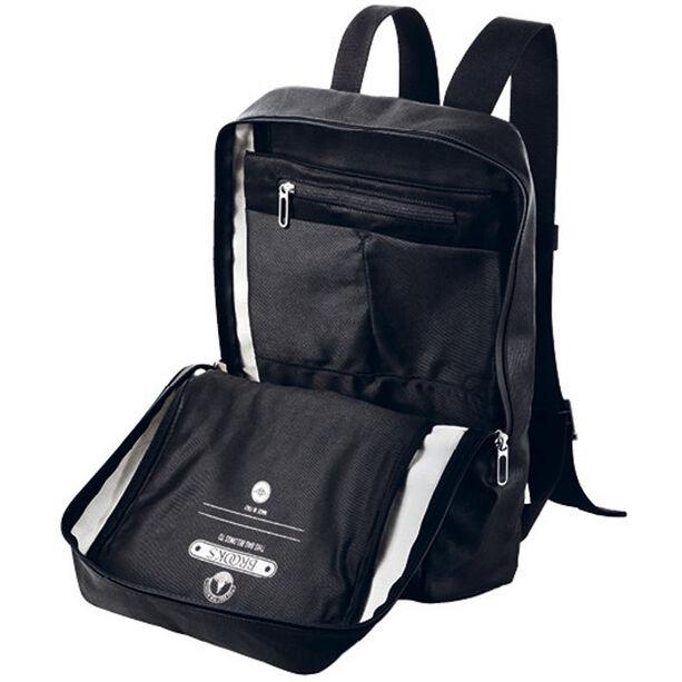 Brooks Pickzip Backpack Canvas 20l total black