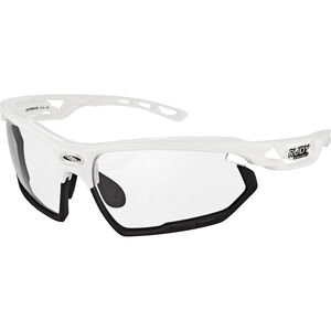 Rudy Project Fotonyk Glasses white gloss - impactx photochromic 2 black white gloss - impactx photochromic 2 black