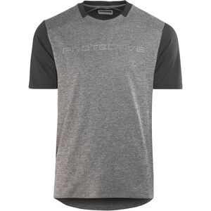 Protective Rawson Shirt Men grey melange bei fahrrad.de Online
