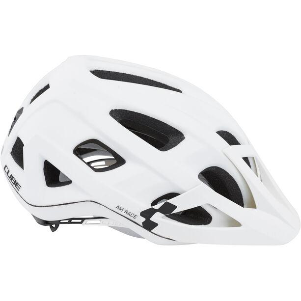 Cube Am Race Helmet white