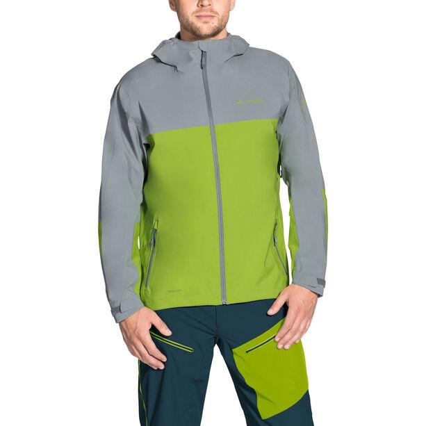VAUDE Moab Rain Jacket Herren chute green