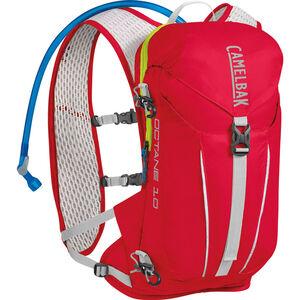 CamelBak Octane 10 Trinkrucksack Crimson Red/Lime Punch bei fahrrad.de Online