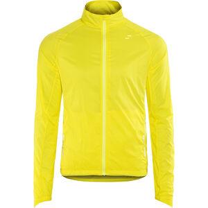 SQUARE Performance Windjacke Herren flash yellow flash yellow