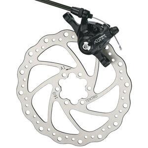 Tektro Aquila Scheibenbremse  mit IS-Adapter bei fahrrad.de Online
