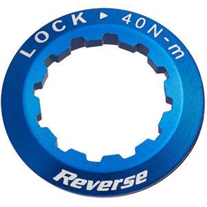 Reverse Kassetten Lockring dunkelblau