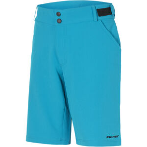 Ziener Philias X-Function Shorts Herren sea sea