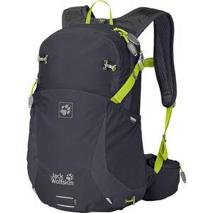 Jack Wolfskin Moab Jam 18 Backpack ebony ebony