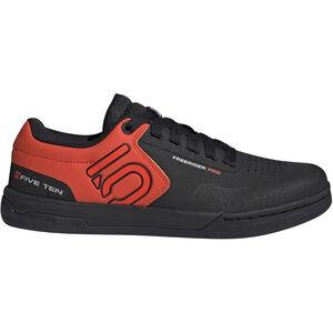 adidas Five Ten Freerider Pro Shoes Herren core black/active orange/gretwo