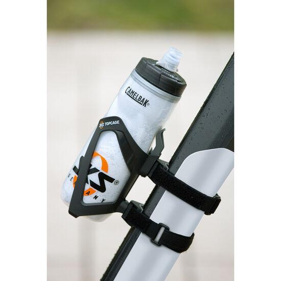 SKS Anywhere-Adapter Flaschenhalter mit Topcage schwarz bei fahrrad.de Online
